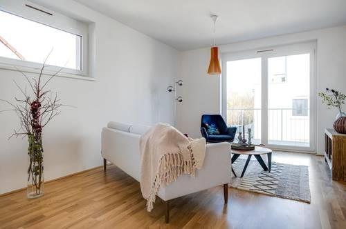 Geförderte 3-Zimmer-Eigentumswohnung mit Garten!