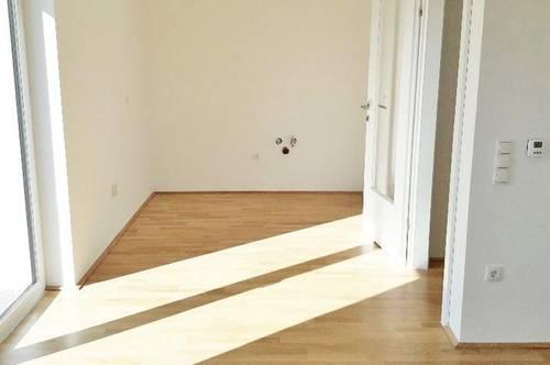 Geförderte Eigentumswohnung mit 2 Zimmern und Balkon!