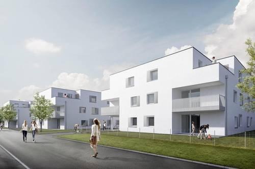 Neubau! 3-Zimmerwohnung mit Balkon!