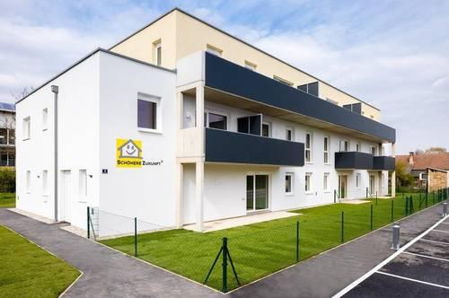 2-Zimmerwohnung mit Balkon! Erstbezug!