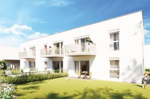 Große 4-Zimmerwohnung mit Balkon! Neubau!
