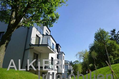 *Grün- und Ruhelage* moderne Terrassenwohnung - 4 Zimmer!