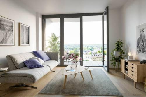 Provisionsfreie 4-Zimmer/Balkonwohnung - Neubau bei U4 Hietzing [8_17]