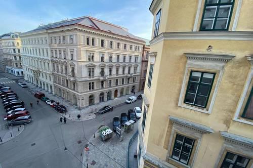 lichtdurchflutete Wohnung Nähe Stephansplatz- Beratung auch auf Russisch