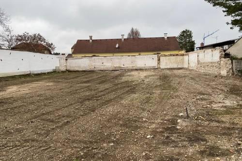 # Bauträger!  Bauplatz für viele Möglichkeiten in Kottingbrunn!