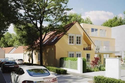 *Lage*Luxus*Loft -artige Neubauwohnung zzgl. Balkon schlüsselfertig in Baden Innenstadt!