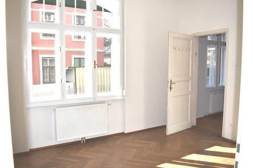 Gepflegte 4-Zimmer Altbauwohnung - Uni Nähe - mit Gartenmitbenutzung!
