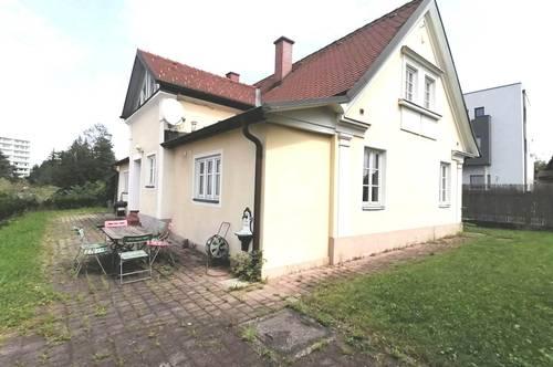 Nettes, älteres Einfamilienhaus in guter Lage!
