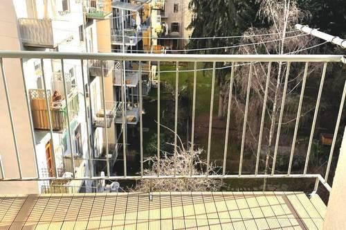 Geidorf! Helle, sonnige 2-Zimmerwohnung mit Balkon