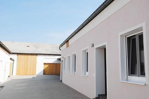 2320 Rauchenwarth - Nähe Flughafen: Wohnen wie in einem Haus am Land! wunderschöne 4 Zimmer 94m² Mietwohnung in herrlich ruhiger Innenhoflage!