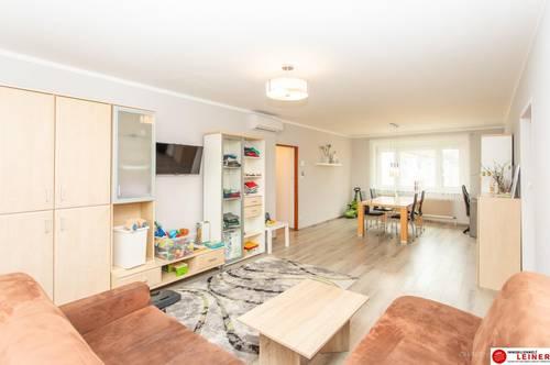 Hier wird Ihr Wohntraum Wirklichkeit! 3 Zimmer Eigentumswohnung in Enzersdorf an der Fischa - nur 20 Minuten von Wien ab monatlich NUR 490,-
