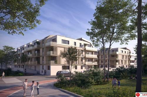 Singlehit in Schwechat | 44,35m² Dachgeschosswohnung mit Terrasse | Provisionsfrei