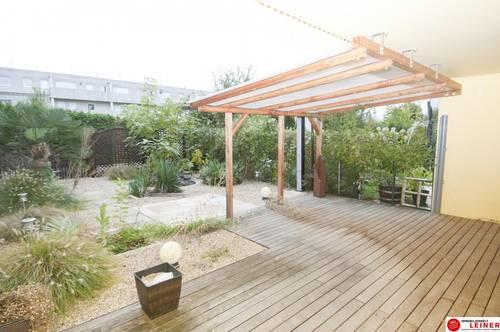 2 Zimmer Mietwohnung mit herrlichem Garten in Oberlaa