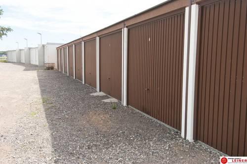 Margarethen am Moos: letzte, günstige Garagenbox zu mieten - ideales Lager!