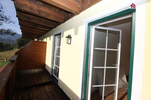 Faistenau: 2 Zimmer Wohnung mit Balkon, Kellerabteil, KFZ Stellplatz