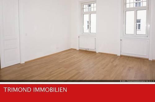 Topsanierte, helle 2-Zimmerwohnung (getrennt begehbar) in einem gepflegten Stilaltbauhaus (mit Lift) - nähe Nußdorferstraße gelegen!