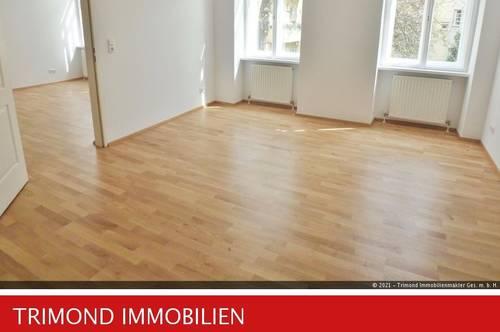 HOFSEITIGE, helle 2-Zimmerwohnung - nähe U1 Vorgartenstraße!
