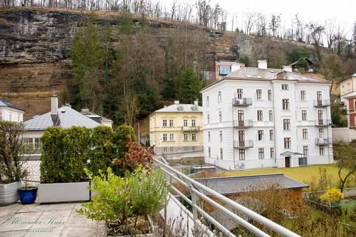 Terrassenwohnung Riedenburg, Nähe Festspielhaus