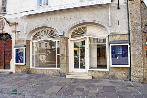 Geschäftslokal in Salzburger Bestlage
