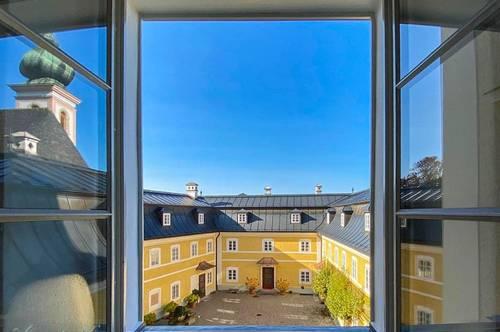 Herrschaftliches Wohnen im Süden von Salzburg