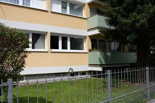 3-Zimmer Wohnung mit Balkon in Stadtnähe