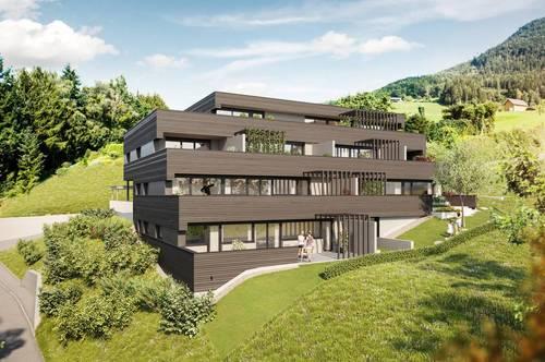 Mit Weitblick! 3-Zimmer-Wohnung mit großer Terrasse I Top 01
