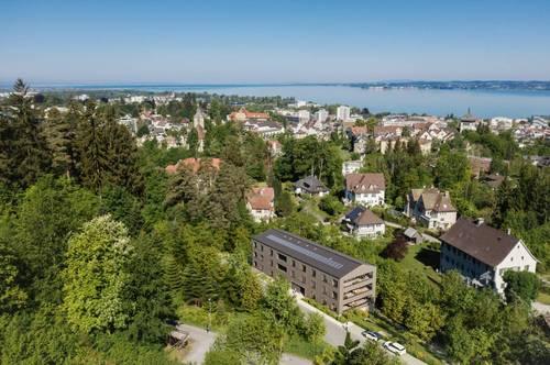Wohnidylle nahe Innenstadt: 4-Zimmer-Terrassenwohnung | Top 01