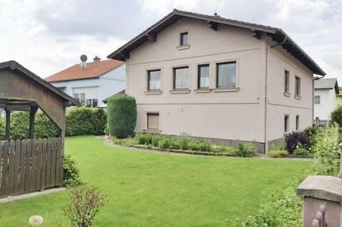 * * * R E S E R V I E R T * * * Herrliches Wohnhaus in Göllersdorf - nur 5 Gehminuten Bahn