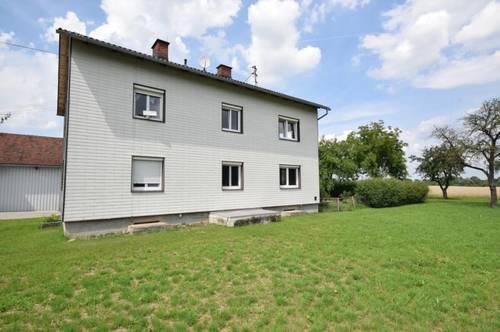 Schöne, gepflegte Wohnung mit großem Garten in Ansfelden