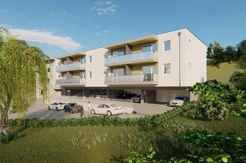 Besichtigungen am Freitag den 2.04.21 nach Voranmeldung! 8 Neubauwohnungen am Schwaigerbach in ruhiger Lage von Lambach