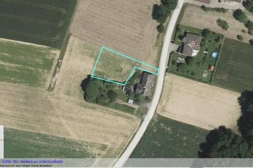 Grundstück in Hausleiten/St. Florian  NEUER PREIS