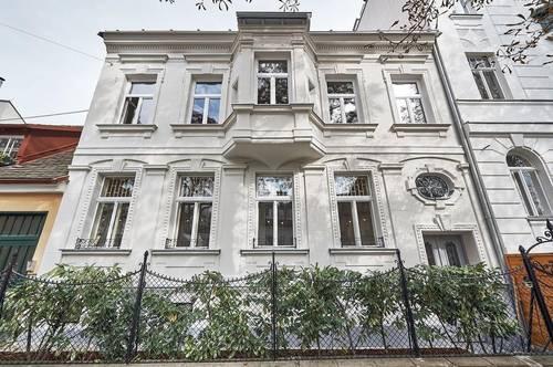 Villa aus der Jahrhundertwende in Bestlage, großer Garten!