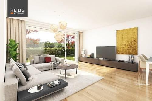 96 m² Gartenwohnung mit Terrasse G6 - TOP 1