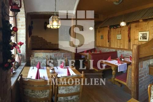 Restaurant in sonniger zentrumsnaher Lage
