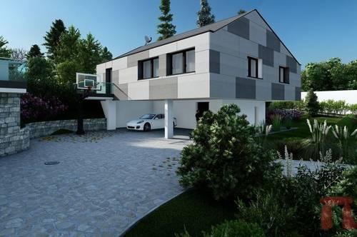 """Wohnbauprojekt """"My-House Velden"""" Bungalow (Top 6)"""