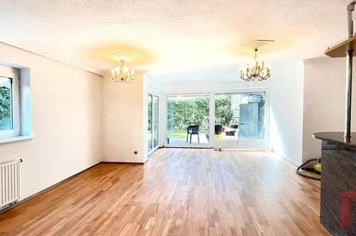 Familienfreundliche 3 Zimmer Wohnung mit Garten in Hall ab Jänner 2022