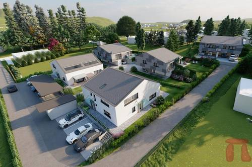 "Wohnbauprojekt ""My-House Velden"" Doppelhaushälfte (Top 3)"