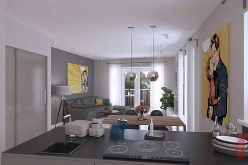 Wohnprojekt Sonnendorf Velden Top C3 Schlüsselfertig