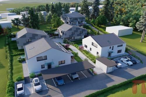 "Wohnbauprojekt ""My-House Velden"" Doppelhaushälfte (Top 4)"