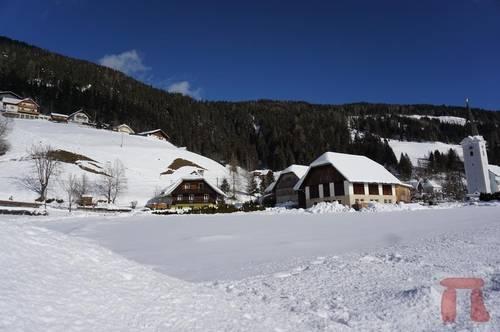 Grundstück in wunderschöner Lage für Ihr Traumhaus mit Bergblick