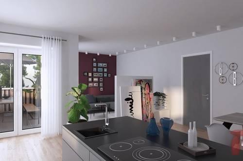 Wohnprojekt Sonnendorf Velden Top D2a Schlüsselfertig - direkt vom Bauträger