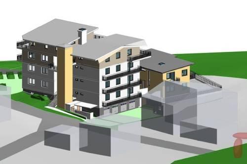 4-Zimmer-Maisonette mit Balkon und Terrasse