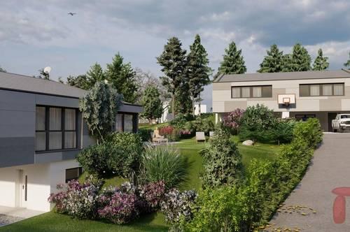 """Wohnbauprojekt """"My-House Velden"""" Bungalow (Top 8)"""