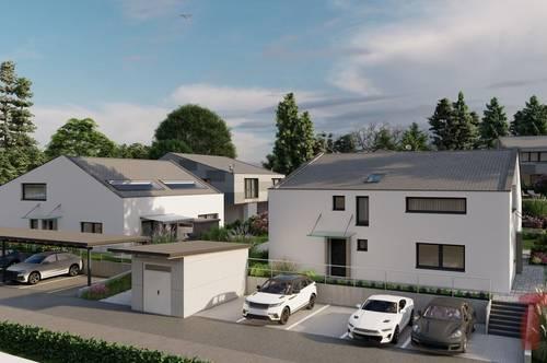 "Wohnbauprojekt ""My-House Velden"" Doppelhaushälfte (Top 1)"