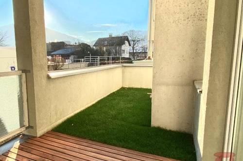 Vermietete 2 Zimmer Wohnung mit Garten Richtung Westen - Perfekt für Anleger