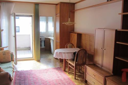 2 ZW ca. 42 m2 + Balkon + Tiefgarage in Salzburg/Lehen!