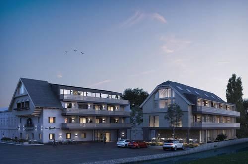The Gast House - Kombination aus Penthouse + Suiten