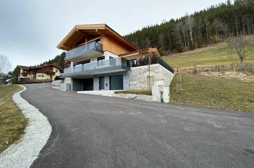 Panorama Chalet in Ruhelage