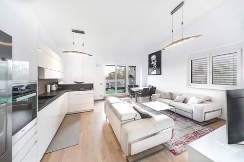 Stylische Penthouse Wohnung
