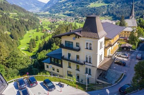 Historisches Hotel inmitten der Naturkulisse